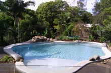Lagoon Style Pool Sunshine Coast
