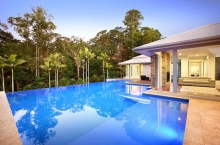 Wet Edge Pool Sunshine Coast