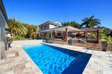 Formal Style Pool Sunshine Coast